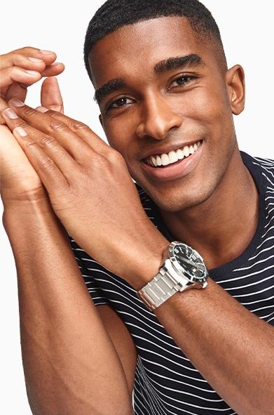 Os melhores relógios para você completar seu look.